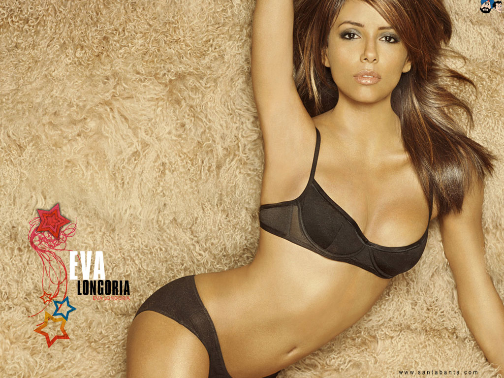 eva longoria sexy wallpaper